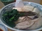 かき豆腐。