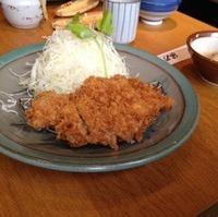 国産 若鶏かつ膳