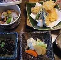 天ぷらコース