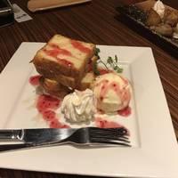 ミニミニハニートースト~シナモン風味~