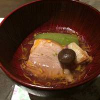 冬瓜と厚切り豚のあっさりスープ煮