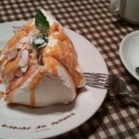 エンゼルフードケーキ・バニラキャラメル