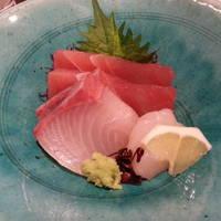 本日の鮮魚三種