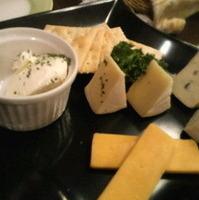 ナチュラルチーズ盛合せ
