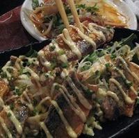 秋刀魚の竜田揚げ