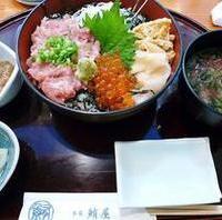 ネギトロとイクラの海鮮丼