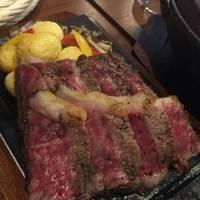 国産和牛ポンドステーキ ~ガーリック添え~