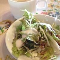 ランチサラダ&スープ