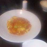 卵とトマトの炒めもの