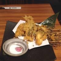 鯛の天ぷら