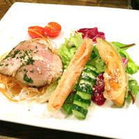 前菜(サラダ仕立)