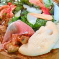 Organic Salad lunch