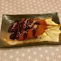 味噌串カツ