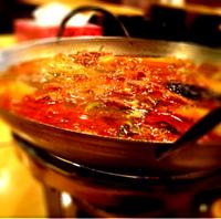 羊肉火鍋せット