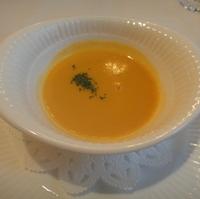 10種類の野菜のポタージュスープ