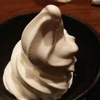 日高ソフトクリーム