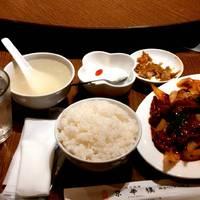 牛肉と野菜のトウチ炒め