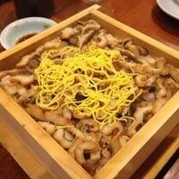 江戸前穴子蒸籠飯