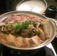 伝統江戸沢肉ちゃんこ