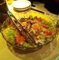 季節野菜の和風サラダ