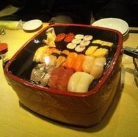 にぎり寿司盛合せ