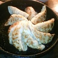 鳥骨鶏焼き餃子