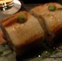 煮穴子の寿司