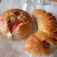 ツナとトマトのフランスパン