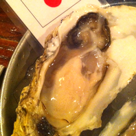 生牡蠣 昆布森
