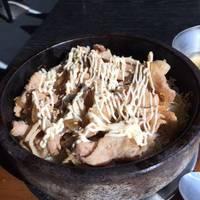 生姜焼き石焼きランチ