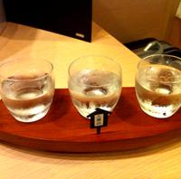 日本酒きき酒セット