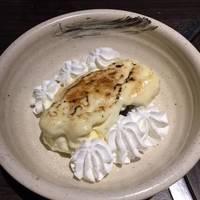 次郎の焼きアイス