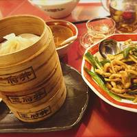 「花茶と小龍包」+料理セット