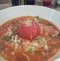 赤トマト担々麺