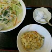 麺セット タンメン