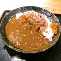 豚の生姜焼きカレーライス