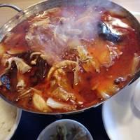 豚肉火鍋ランチセット