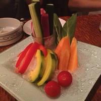 産直野菜のスティック