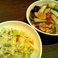 特製五目焼そば・揚げそば・汁そば(醤油味)