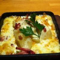 北海道産のポテトチーズ焼き