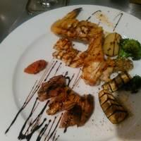 【飲放付】京野菜バーニャカウダや軍鶏…全12品★Polloria(ポッローリア)コース