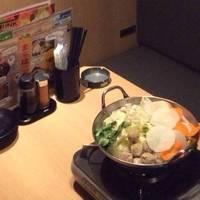 鹿児島炊き餃子鍋