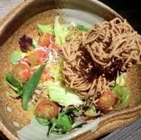 カリカリ十割蕎麦の十和蔵サラダ
