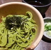 静岡茶蕎麦