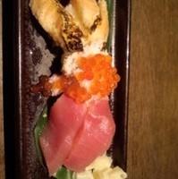 海鮮盛り寿司