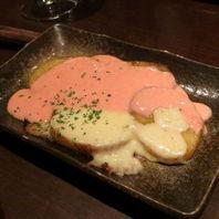 北海道産きたあかりの明太チーズポテト