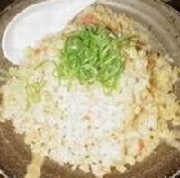 鮭玉チャーハン