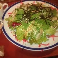 納豆ソース丼