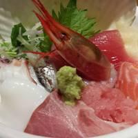 みちのく地魚海鮮丼