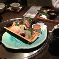 刺身&すき焼き